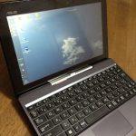 ASUS TransBook T100TA 買っちゃいました