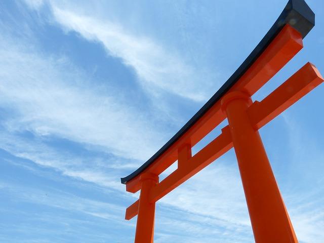 【初詣】神社・氏神様の調べ方、神社の参拝方法